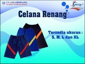 Celana Renang Sporty